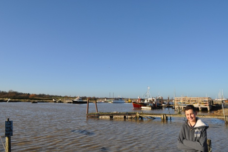 Southwold to Walberswick ferry