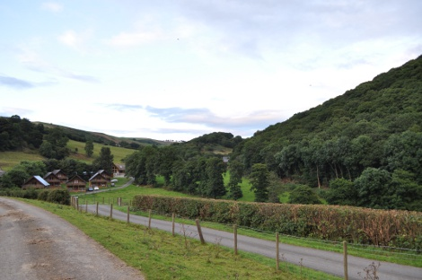 Black Hall Lodges in Shropshire - a recent holiday in the Michigan lodge