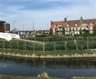 The Venetian Waterways at Great Yarmouth