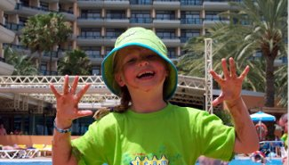Thomson Entertainment - Hotel Orquidea on Gran Canaria will keep the children happy