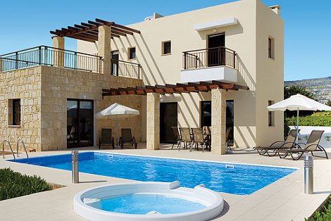 Villa Evanthia on Cyprus
