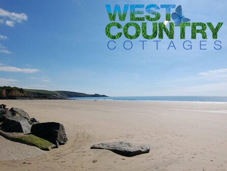 Cornwall beach - West Country Cottages