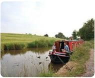 Heritage Narrow Boats in Macclesfiled Canal