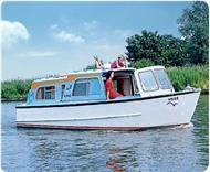 Topcraft Cruisers in Norfolk Broads