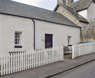Deuchars Cottage in Perthshire