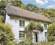 Georges Cottage in Devon