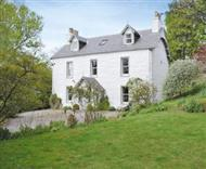 Kirkmichael House in Perthshire