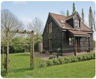 Orchard Cottage in Suffolk