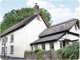 Pear Tree Cottage in Bishops Nympton, Devon