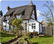 Straddlestones Cottage in Worcestershire