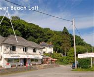 The Gower Beach Loft in Gower Peninsula
