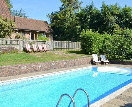Swimming Pools With Slides East Sussex Inspirational