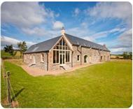 The Mill House in Berwickshire