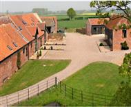 Wheatacre Hall Barns in Suffolk