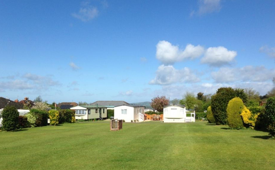Bucklegrove Holiday Park in Cheddar, Somerset