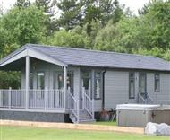 Claywood Retreat Lodges in Suffolk