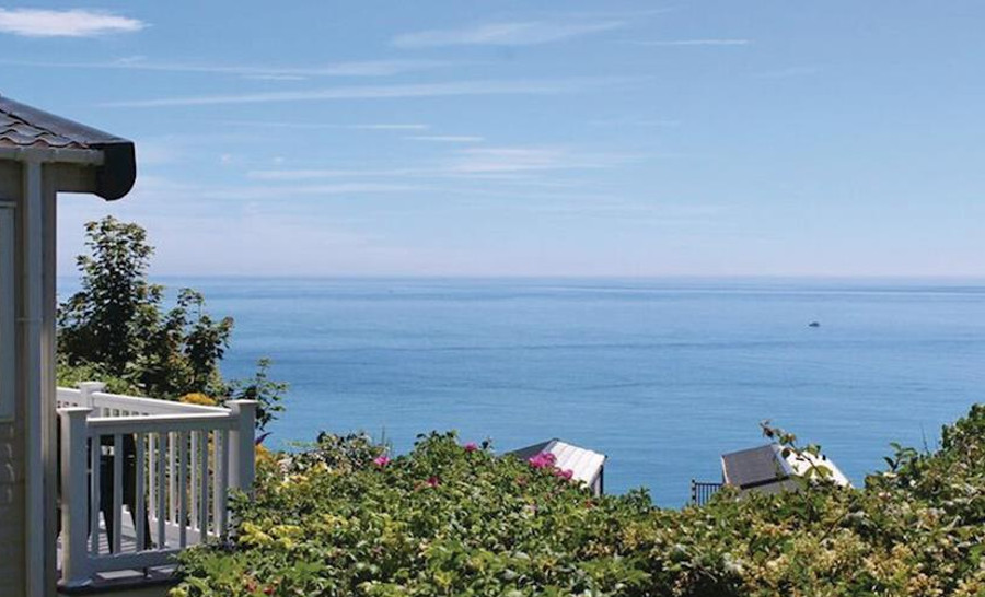 Cove Holiday Park in Easton, Isle of Portland