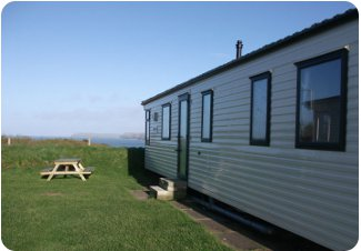 Excellent Harlyn Sands Caravan  Harlyn Sands Holiday Park  Cornwall