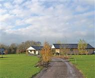 Little Moorland Farm Lodges in Somerset