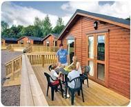 Nether Craig Holiday Park in Perthshire