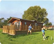 Sandy Glade Holiday Park in Somerset