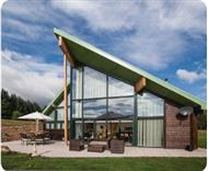 Straker Lodges in Northumberland