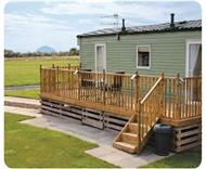 Turnberry Holiday Park in Ayrshire