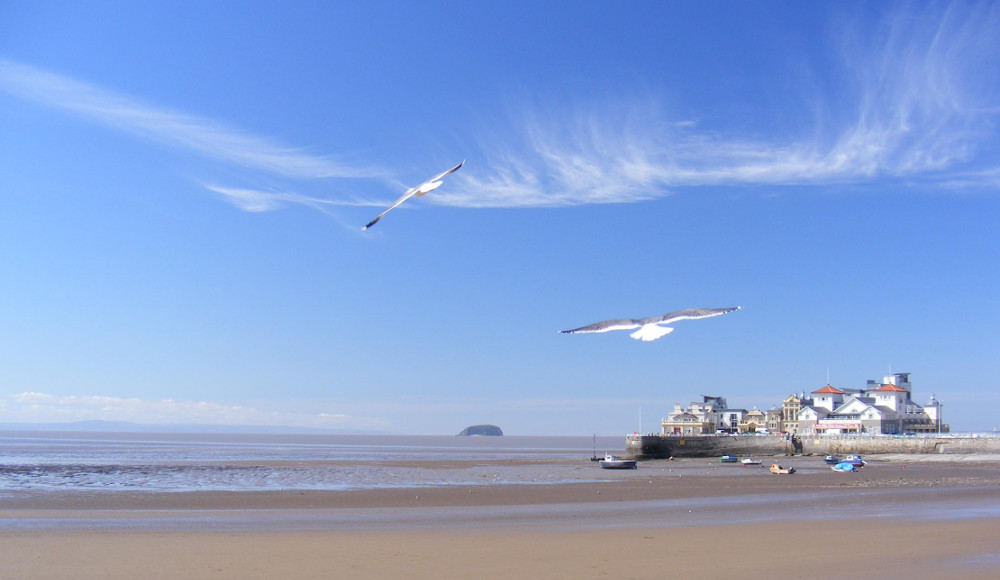 Weston Super Mare, close to Little Moorland Farm Lodges