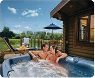 Weybread Lakes Lodges in Suffolk