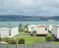 Wig Bay Holiday Park in Dumfries and Galloway