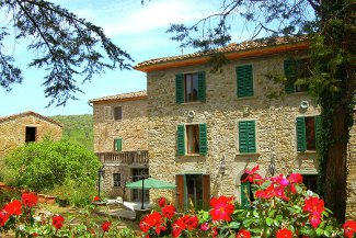 Gingillo in Bucine, Tuscany