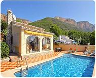 Villa Abubillas in Costa Blanca