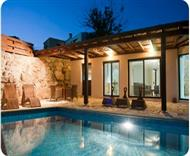 Villa Romantic View