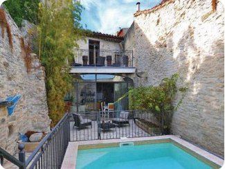 Villa Tresor in Calvisson, South of France