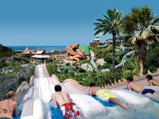 Thomas Cook Green Garden Resort and Suites in Tenerife