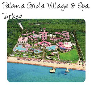 Thomas Cook Paloma Grida Village & Spa in Turkey