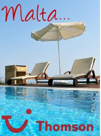 Thomson Holidays - holiday villas in Malta
